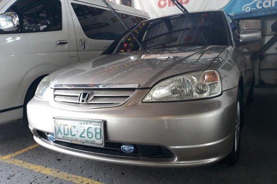 Honda Civic 2003 vti Auto