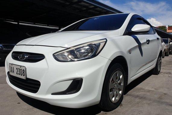 Hyundai Accent 2016 Gas Automatic