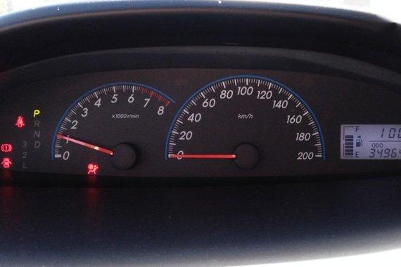 Toyota Vios 1.3 E AT Auto 2012