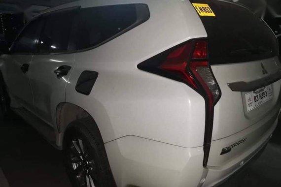 Mitsubishi Montero GLS Auto 2018