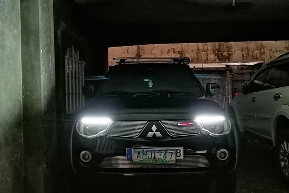 2007 Mitsubishi Strada