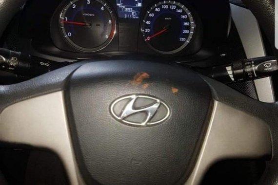 Hyundai Accent crdi Manual 2016