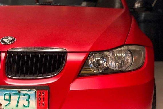 2007 BMW 320i Sedan (A)