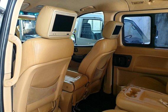 2009 Hyundai Starex CRDi a/t
