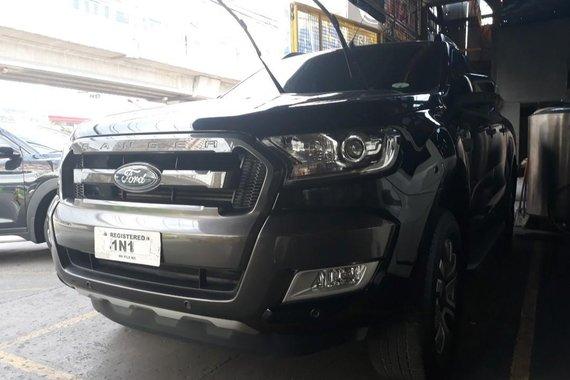 2019 Ford Ranger 4x4 Wildtrac Auto