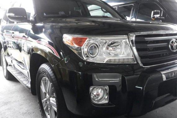 2015 Toyota Land Cruiser VX Landcruiser Low DP Auto