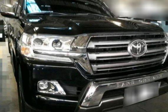 2019 Toyota Land Cruiser Bulletproof Landcruiser Auto