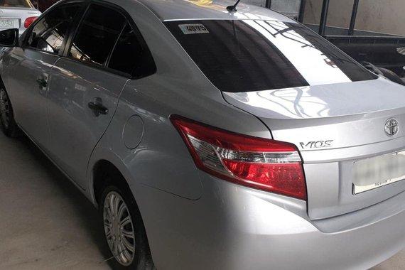 2014 Toyota Vios m/t