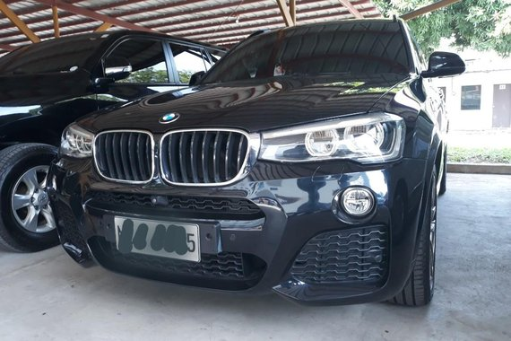 2018 BMW X3 2.0d M Sport Low Dp Auto