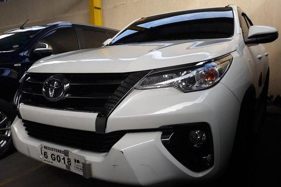 2018 Toyota Fortuner G AT Diesel