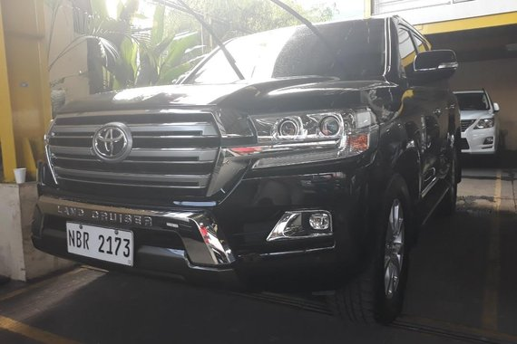 2018 Toyota Land Cruiser PREMIUM Landcruiser Low Dp Auto
