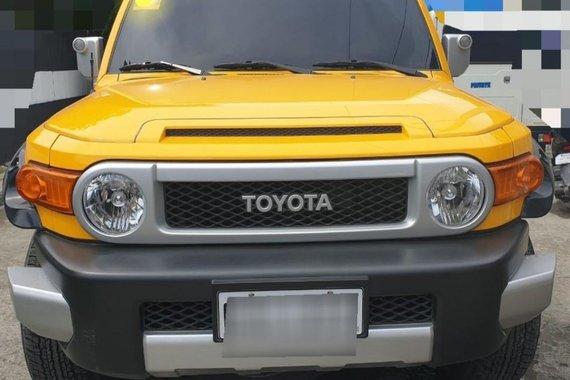 2009 Toyota FJ Cruiser U.S Version Auto