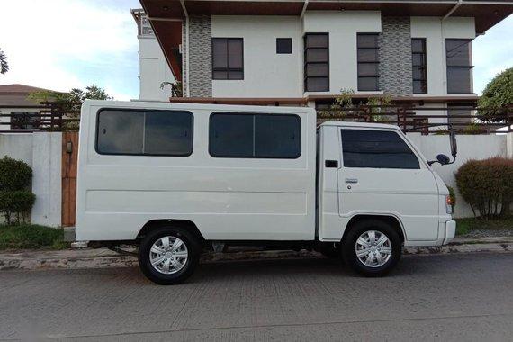 Pearl White Mitsubishi L300 2003 for sale in Manila