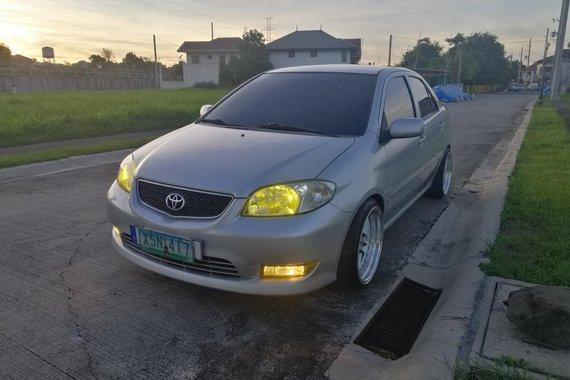 Toyota Vios 1st Gen