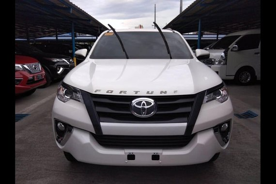Sell White 2019 Toyota Fortuner in Manila