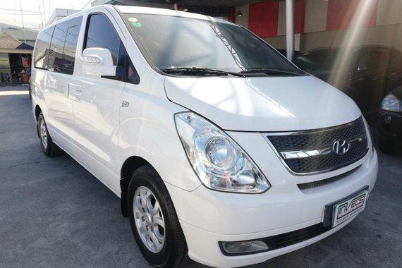 2013 Hyundai Grand Starex VGT Auto