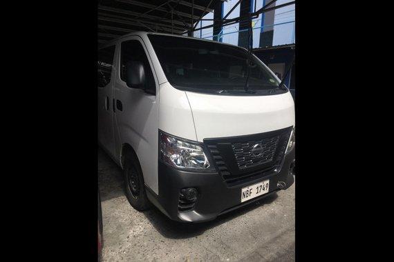 Sell Pearlwhite 2018 Nissan NV350 Urvan in Manila