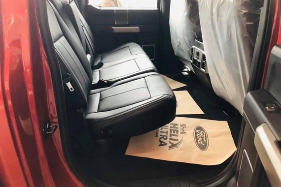 Sell Red 2020 Ford F-150 in Manila