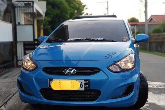 Hyundai Accent 1.6 CRDi Manual 2018