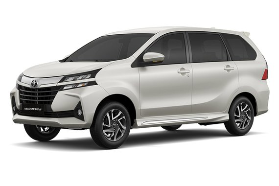 Own a TOYOTA AVANZA 1.3J MT today with LOWEST DOWNPAYMENT ever!!!