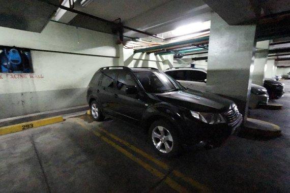 Sell Black 2008 Subaru Forester in Manila