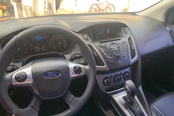 Red 2015 Ford Focus for sale in Santo Domingo
