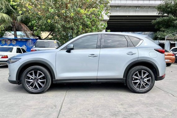 Sell Silver 2018 Mazda Cx-5 in Makati