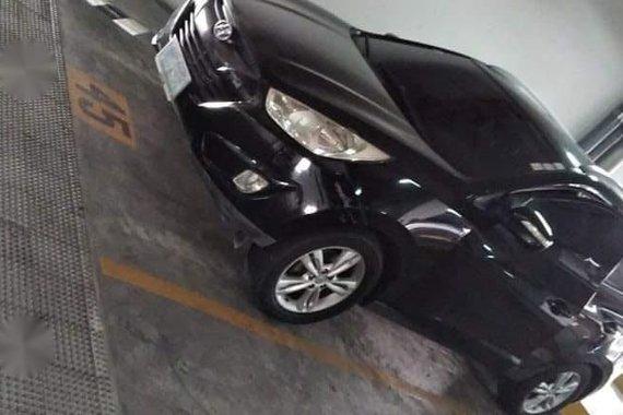 Black Hyundai Tucson 2010 for sale in Quezon City