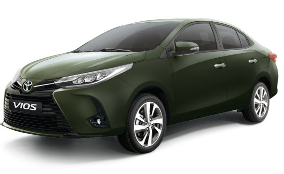 TOYOTA VIOS 1.3XE CVT (3AIR BAGS), more than happiness you can buy