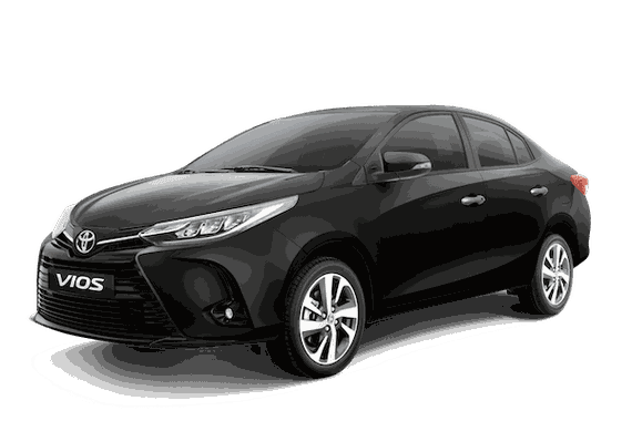 TOYOTA VIOS 1.3XLE CVT, more than happiness you can buy