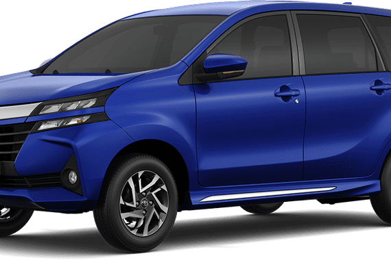 TOYOTA AVANZA 1.3E AT, more than happiness you can buy