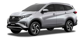 TOYOTA RUSH 1.5G AT, more than happiness you can buy