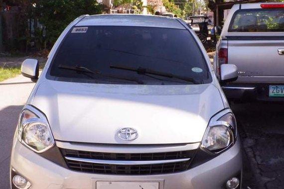 2014 Toyota Wigo 1.0G MT
