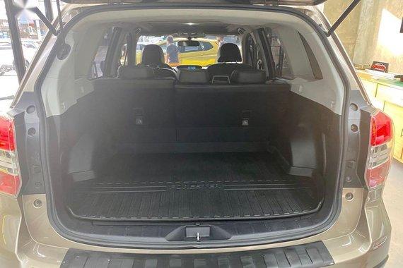 Sell Silver 2013 Subaru Forester in Parañaque