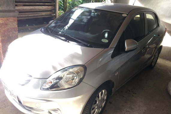 Honda Brio Amaze 2015 1.3 V AT at Best price for sale in Sto. Tomas Batangas