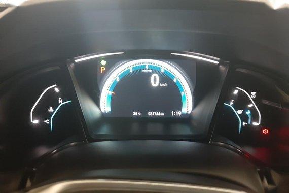 Sell Black 2017 Honda Civic in Manila