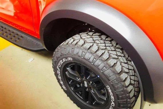 2020 Ford Ranger Raptor 2.0L Bi-turbo 4x4 Auto