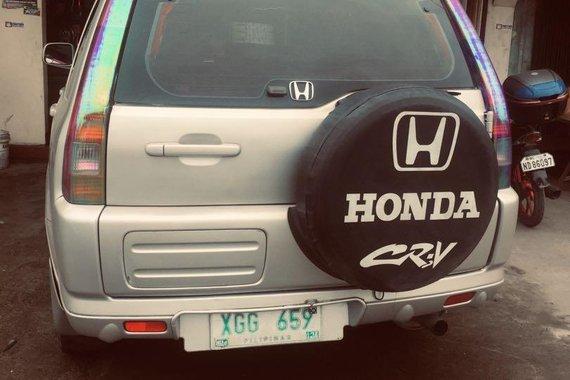 Honda CR-V 2.4 (A) 2003
