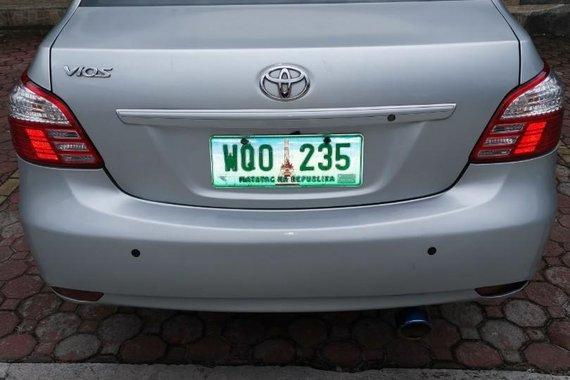 Toyota Vios 1.3J Manual 2013
