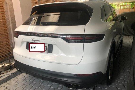 Porsche Cayenne 3.0 Liter V-6 Turbocharged Auto 2019