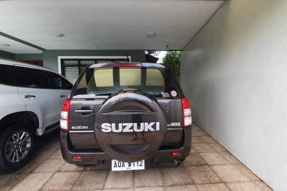 Suzuki Grand Vitara 2WD 2.4L Auto 2015