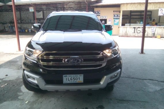 Ford Everest Trend Auto 2016