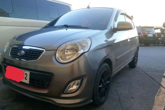 Kia Picanto 2011 (facelift) 1.1 gls a/t