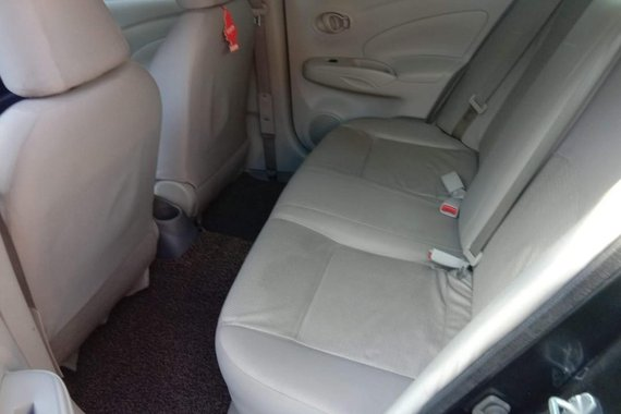 Black Nissan Almera 2016 for sale in Mandaluyong