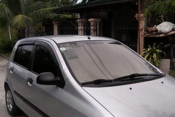 Selling Silver Hyundai Getz 2006 in Dasmariñas