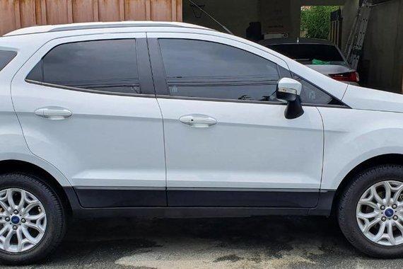 Ford Ecosport Titanium Auto 2016