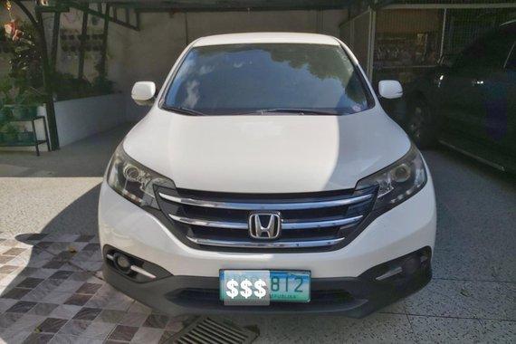 Honda CR-V 2013 A/T 2.0