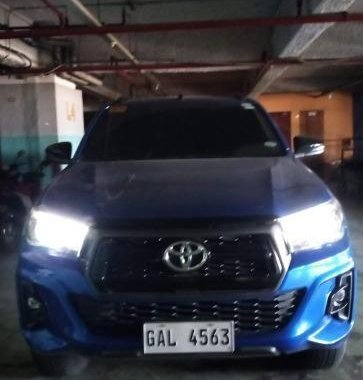 Toyota Hilux Double Cab Turbo (M) 2019