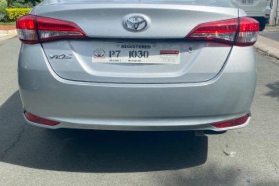 Brightsilver Toyota Vios 1.5 E 2020 for sale in Muntinlupa