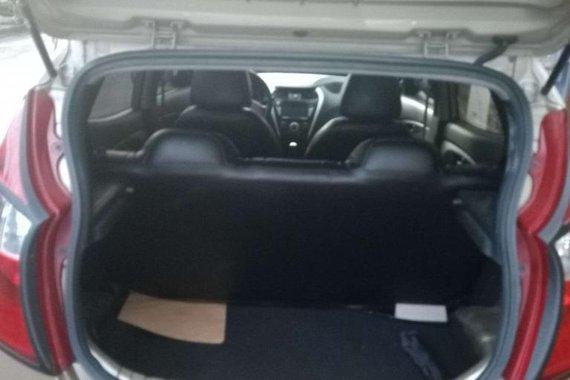 Selling Brown Hyundai Eon GLS 2015 in Angeles